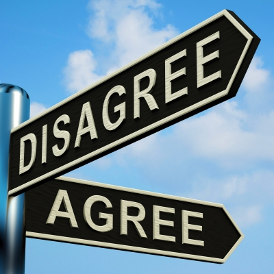 Agreeing to Disagree – Playing it Safe