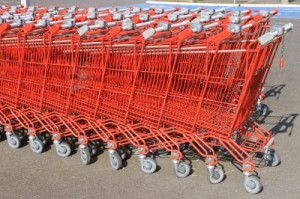 Shopping carts - the world is changing